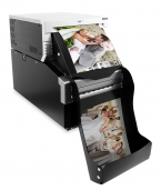 Duplex photo printer